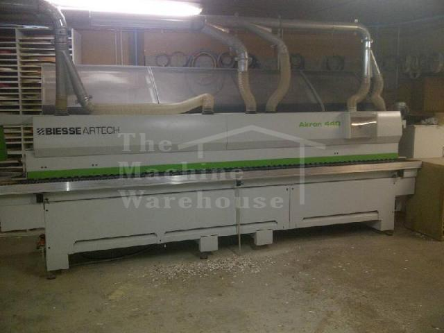 The Machine Warehouse Listing:  2008 Biesse Akron 440 AX