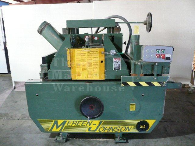 The Machine Warehouse Listing:  1998 Mereen-Johnson 312-DC