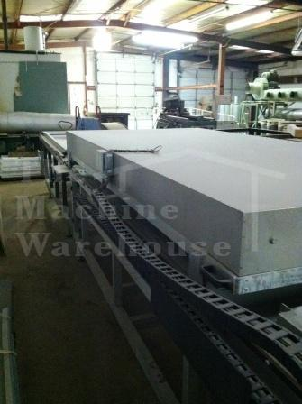 The Machine Warehouse Listing:  1998 Membrano DUO 110
