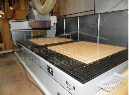 The Machine Warehouse Listing:  2006 Holz-Her Uni-Master 7226