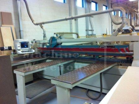 The Machine Warehouse Listing:  1998 Giben Prismatic SP2