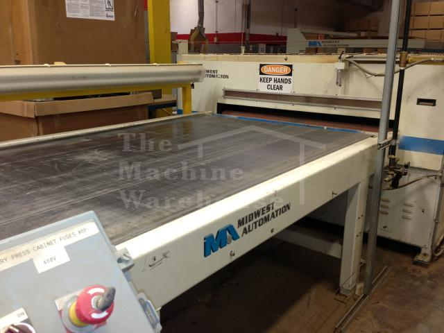 The Machine Warehouse Listing:   Midwest Automation RP500