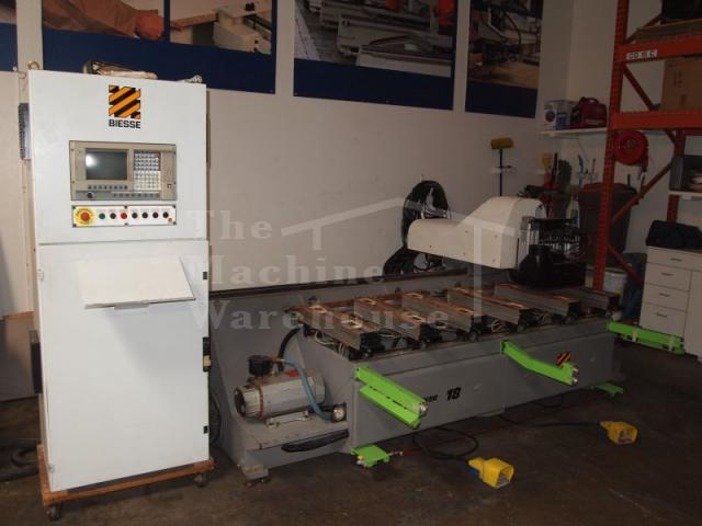 The Machine Warehouse Listing:  1994 Biesse Rover 18