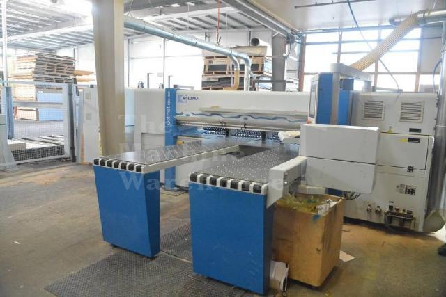 The Machine Warehouse Listing:  2006 Holzma HKL 380-44-22-x