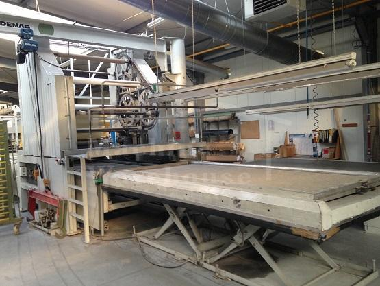The Machine Warehouse Listing:  1999 Wemhoner Variopress Professional 3000