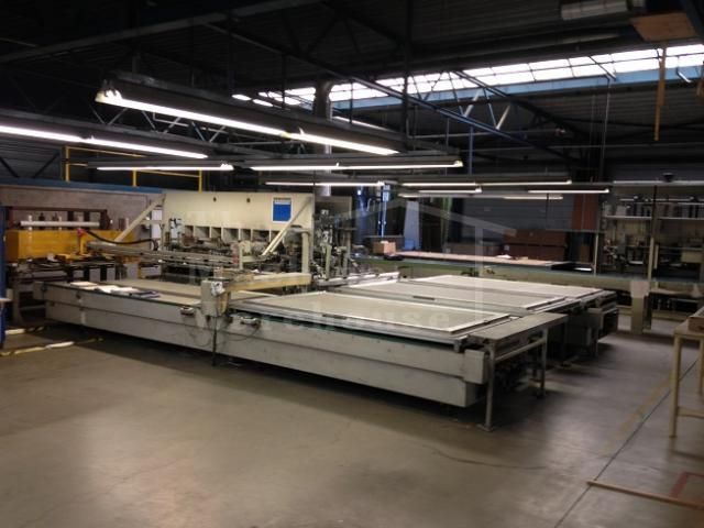The Machine Warehouse Listing:  1999 Wemhoner VARIOPRESS Universal 2000