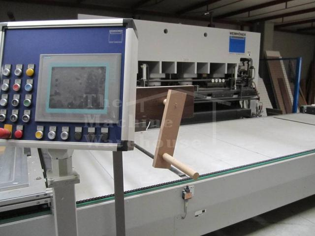 The Machine Warehouse Listing:  2009 Wemhoner Universal 2000