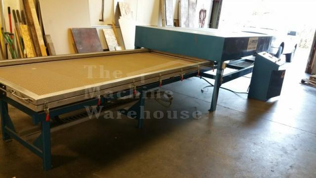The Machine Warehouse Listing:   Greco 48