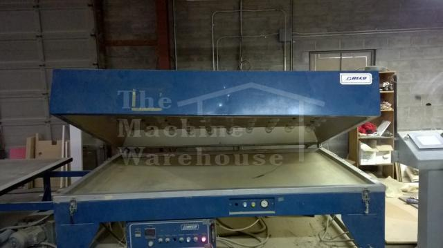 The Machine Warehouse Listing:   Greco 48